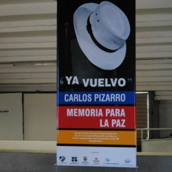 "Exposición  ""Ya Vuelvo"" Cali"