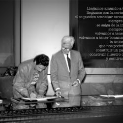 Conmemoran en Antioquia 25 años de la paz con el M19