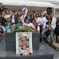 Inhumación restos, 25 años sin Carlos Pizarro