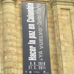 """Exposición  """"Ya Vuelvo""""  Bogotá"""