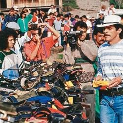 El pionero desarme del M-19 cumple 25 años como modelo para la paz colombiana