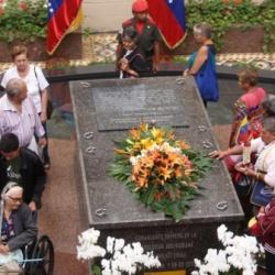 Venezuela y el mundo conmemoran a Chávez