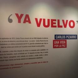 """Exposición """"Ya Vuelvo"""" Barcelona (España)"""